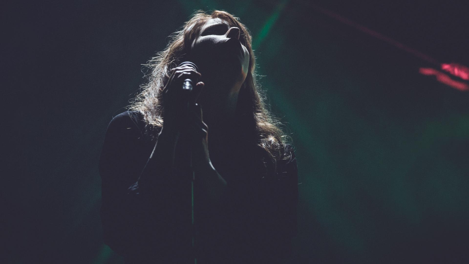 Susanne Sundfør performing at the last Lydverket TV ever