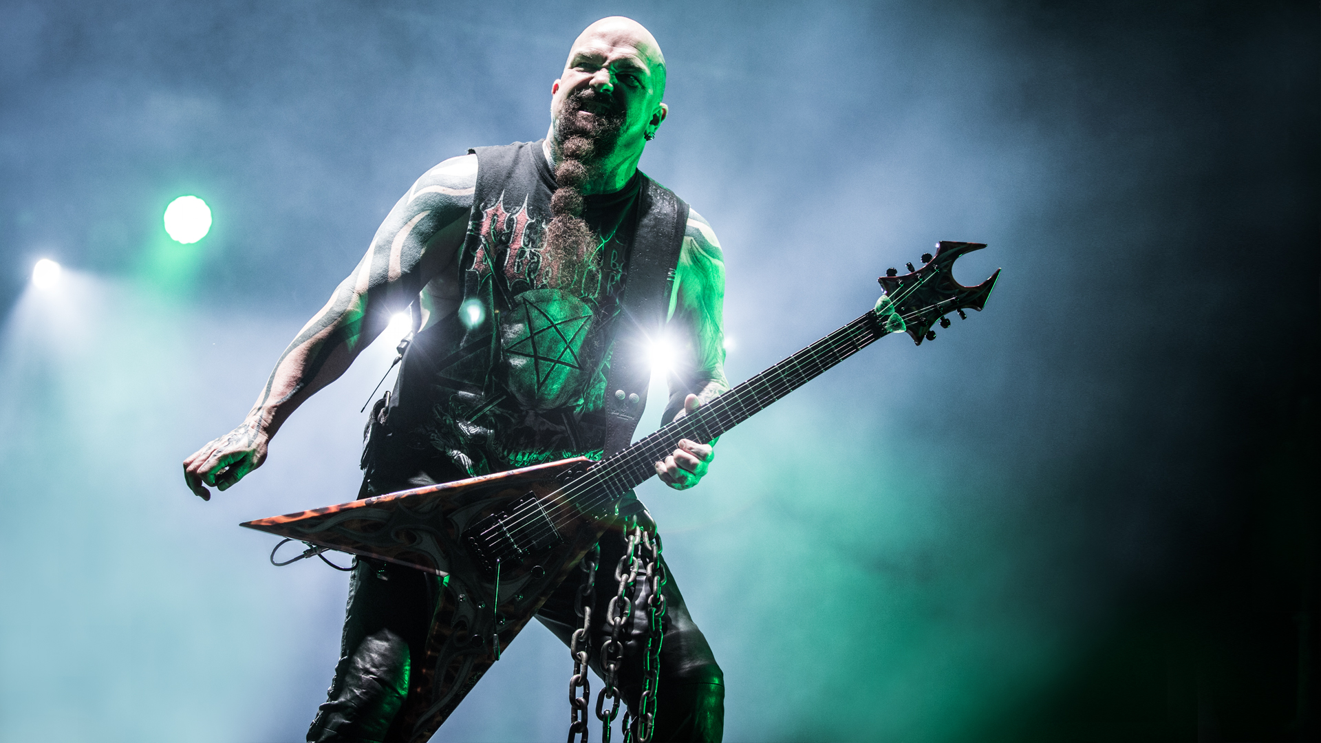 Kerry King, Slayer - Øya 2013
