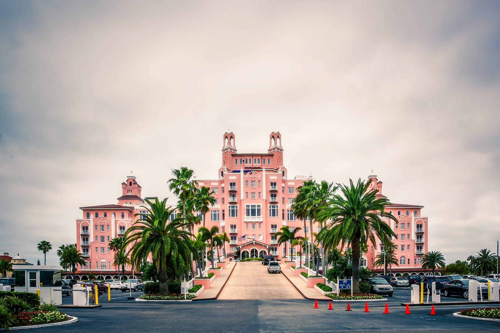 The Don Cesar, Florida