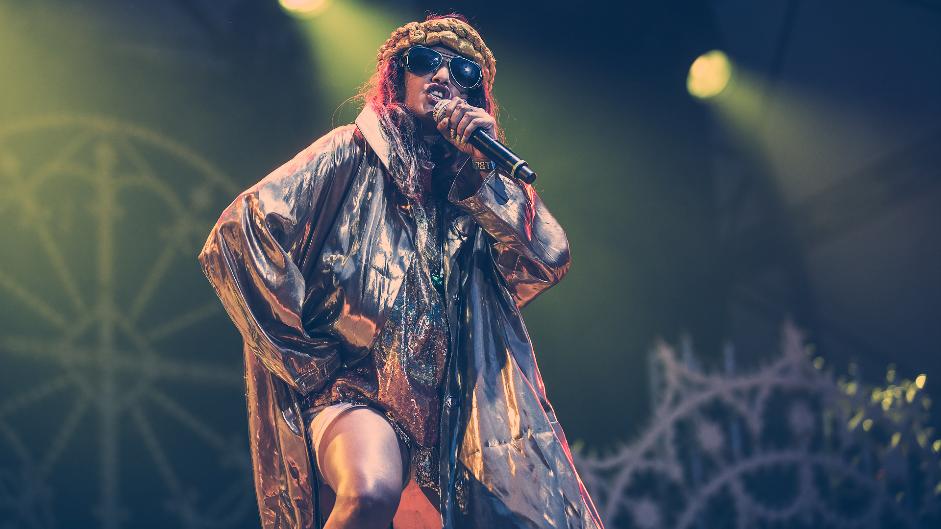M.I.A. - Hovefestivalen 2014