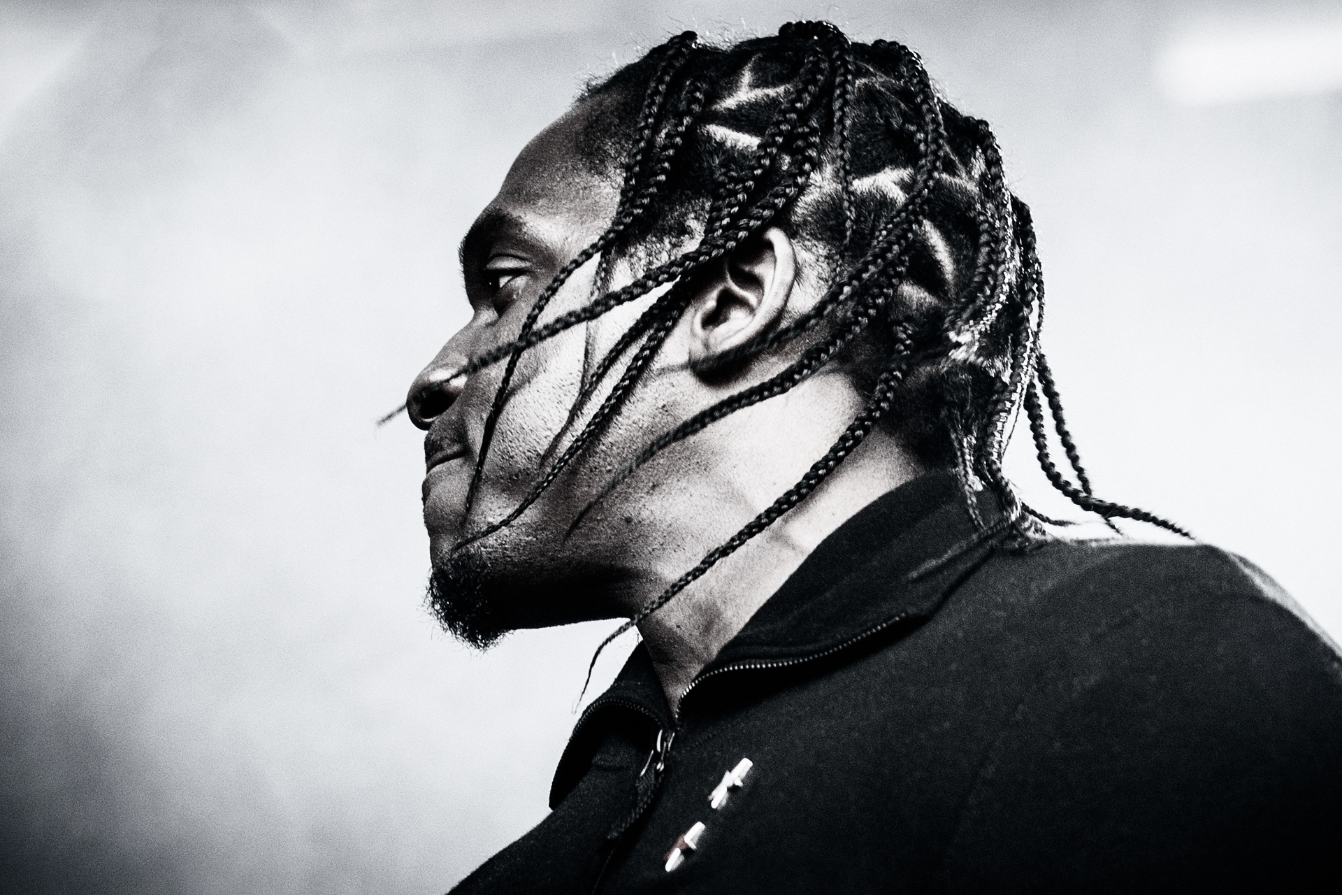 Pusha T Hairstyle: Kiim.net