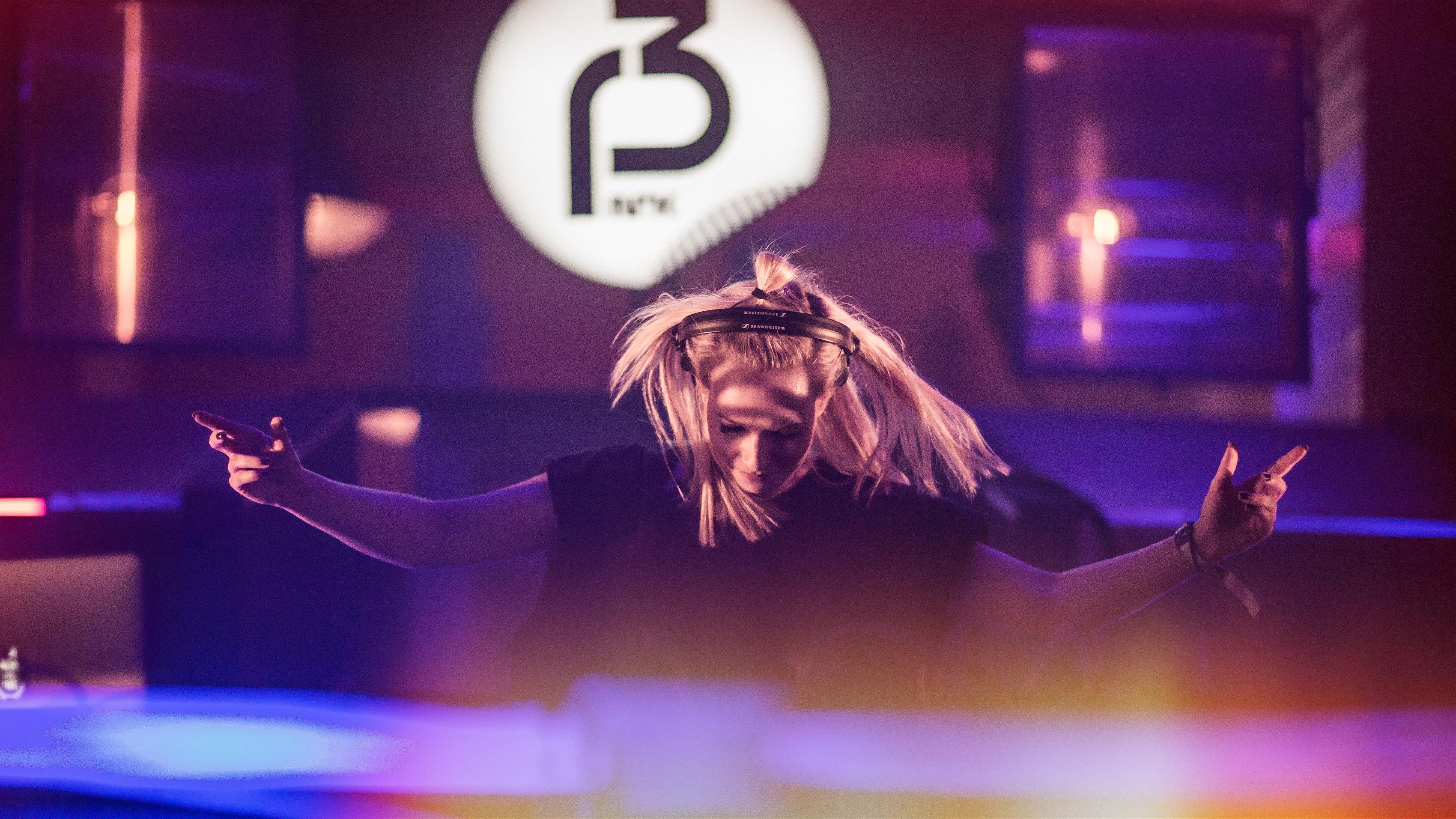 Christine Dancke // P3 Klubb