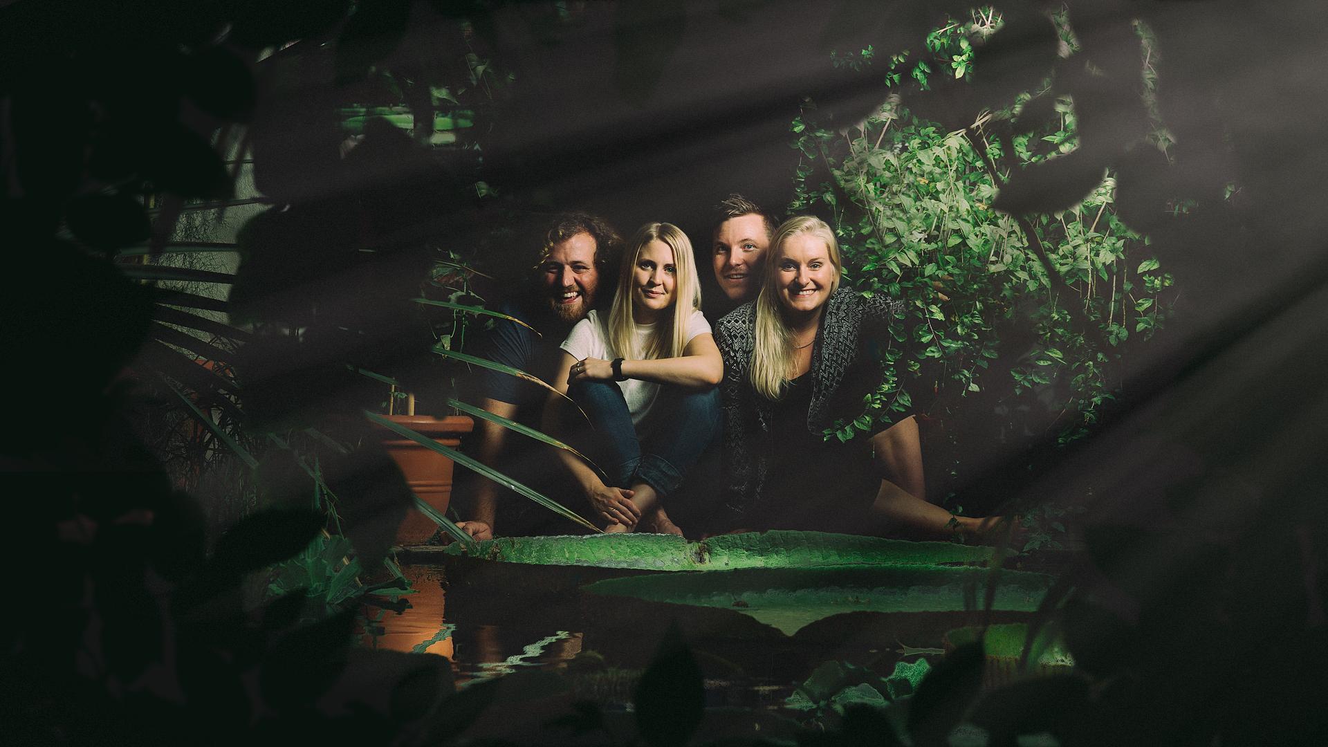 P3aksjonen - Ronny, Silje, Niklas & Tuva