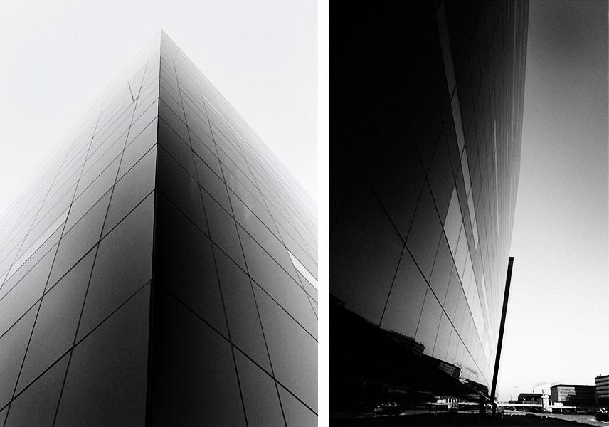 The Black Diamond, Copenhagen, Denmark by schmidt hammer lassen architects