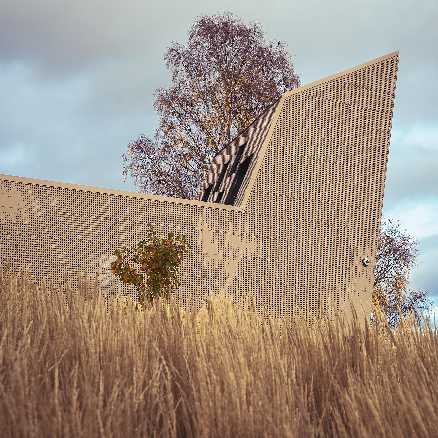 Tallhall. Architect: Pir II Oslo AS