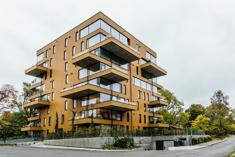 Ullevåll Tårn, Code Arkitektur
