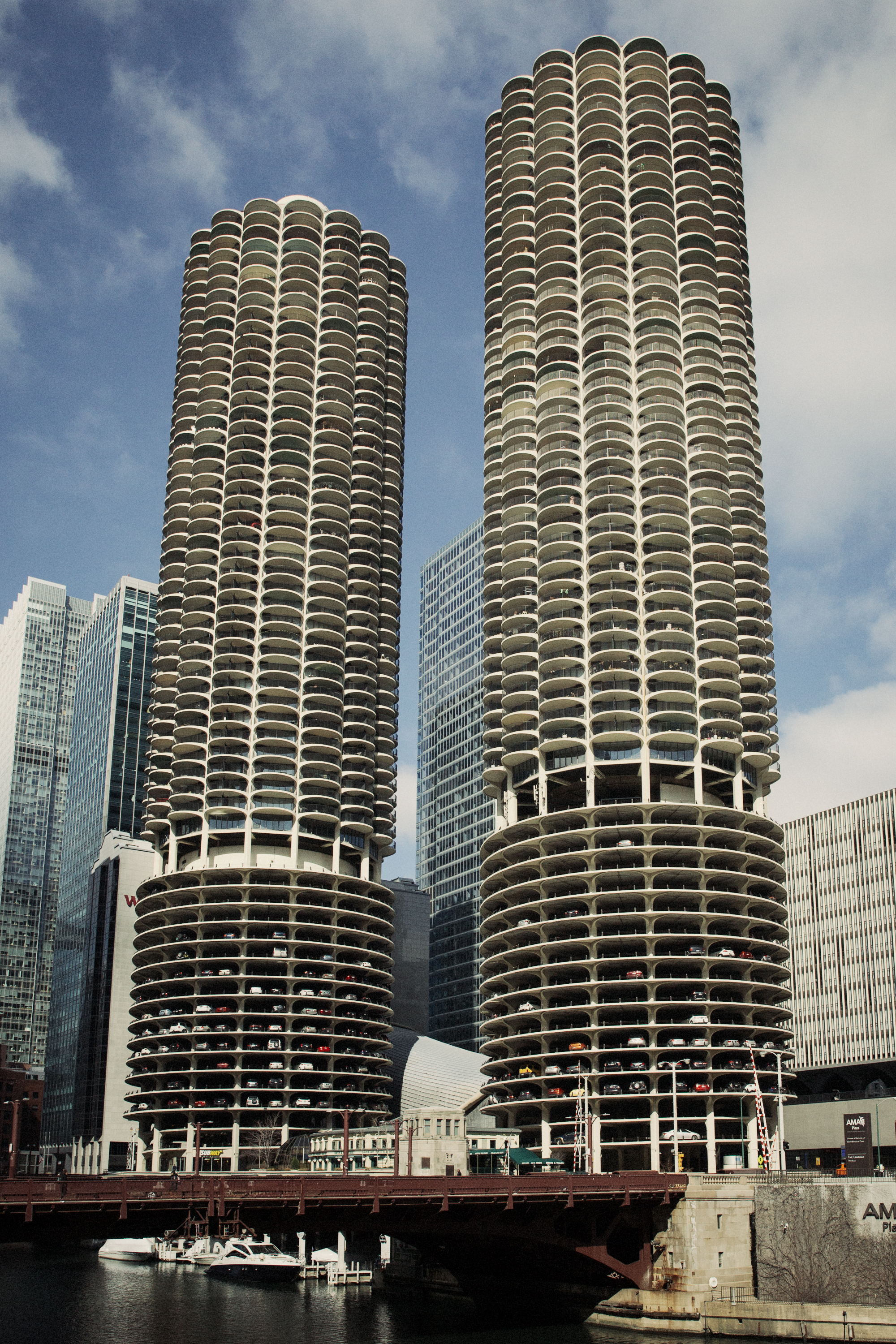 Marina City, Chicago