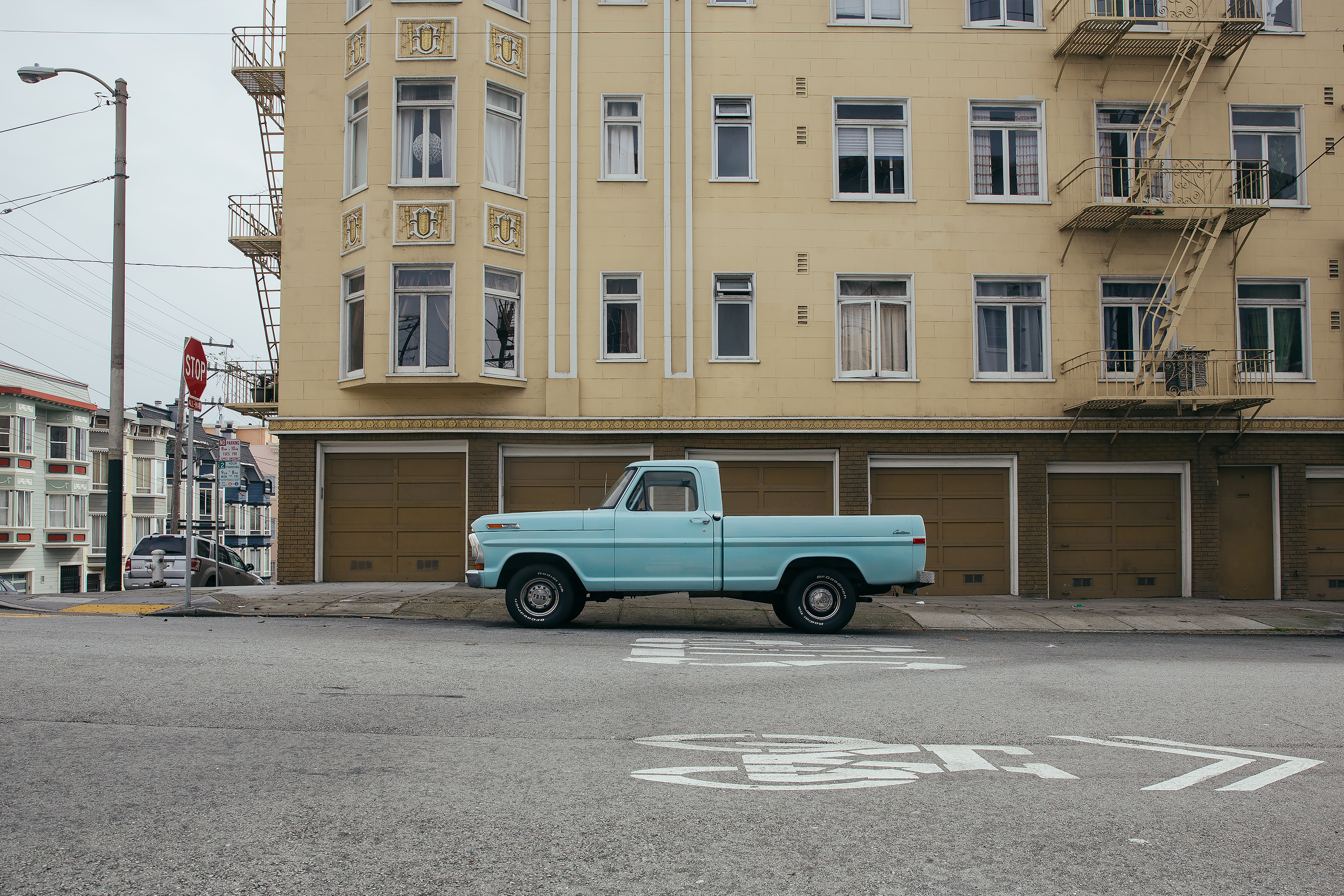 Ford, San Francisco