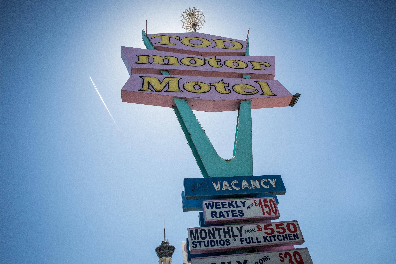 Tod Motor Motel, Las Vegas