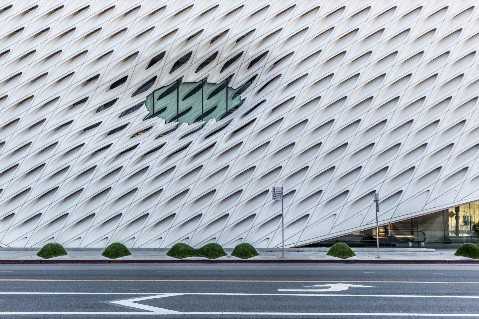 The Broad, LA