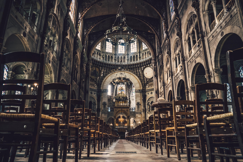 Random Church, Paris