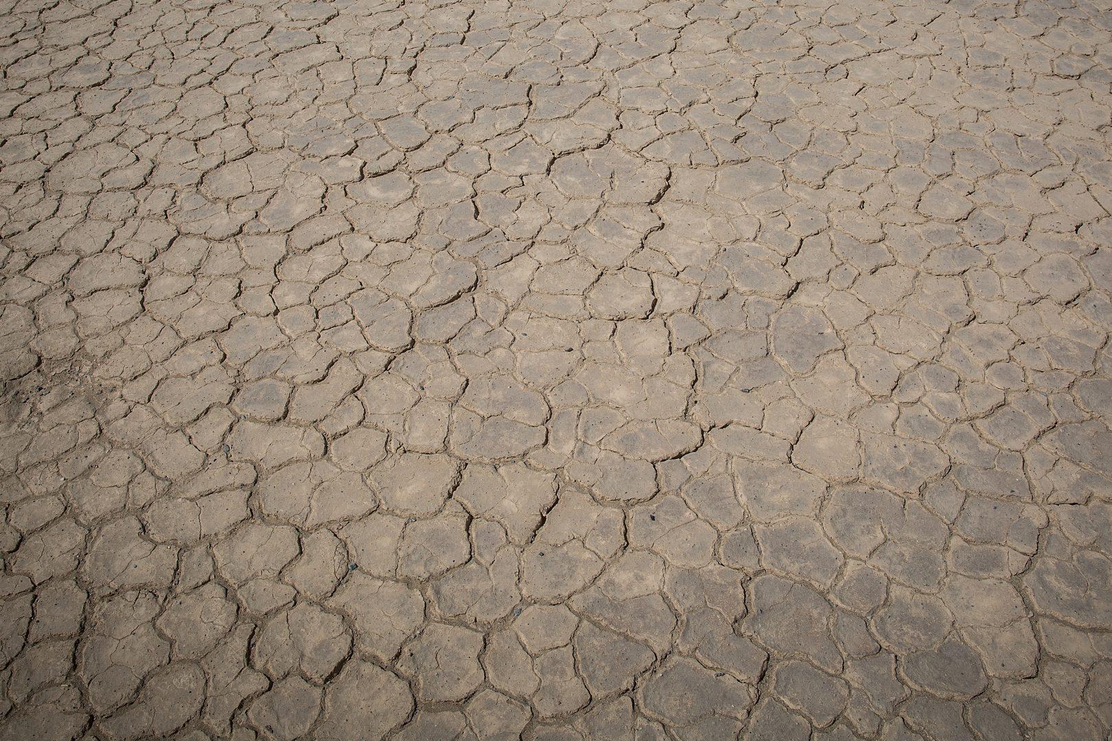 Death Valley floor