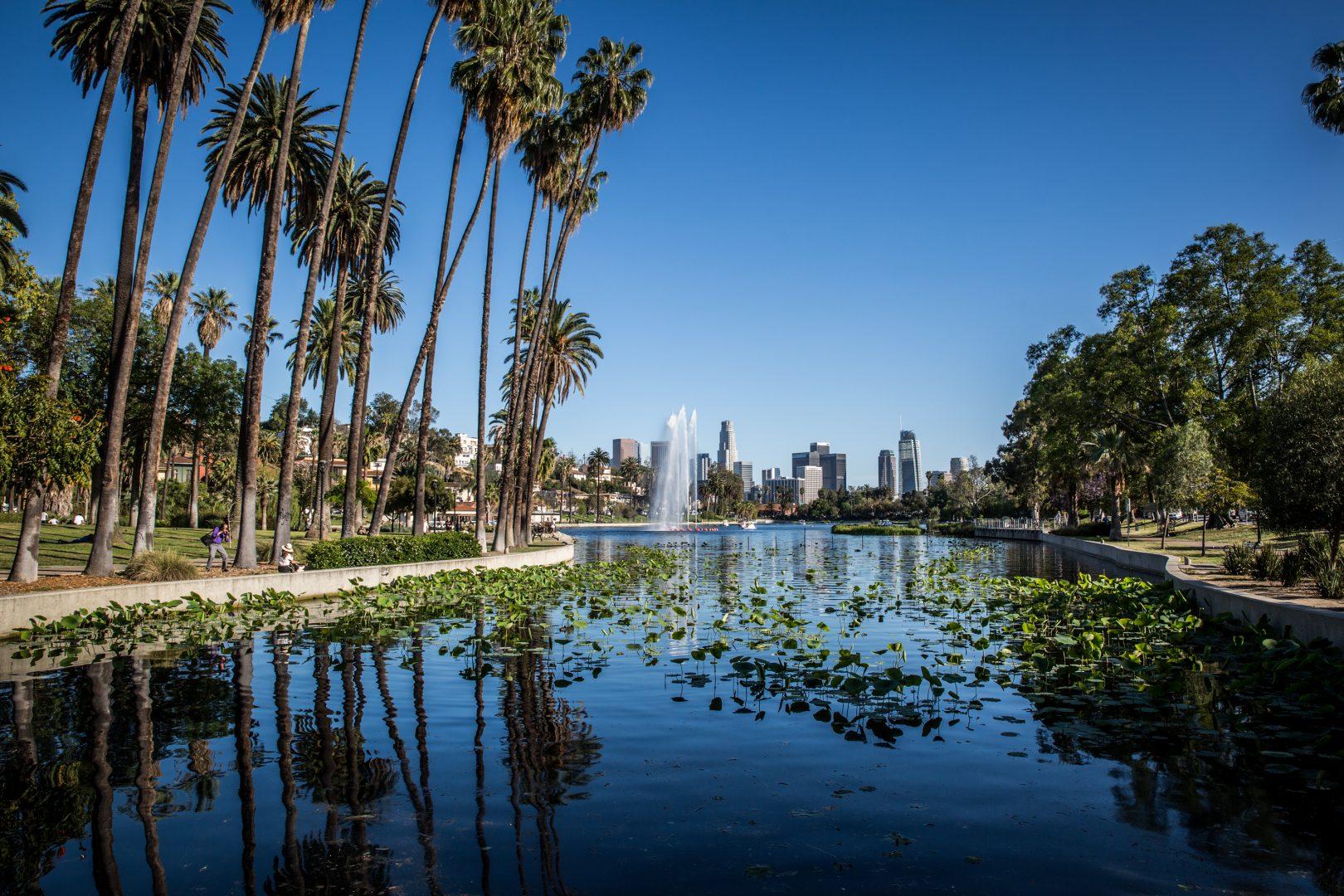 Echo Park, LA